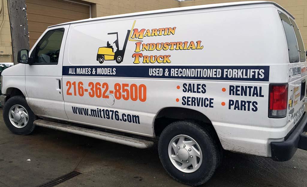 MIT Cleveland Repair Van