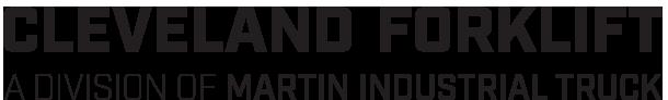 Cleveland Forklift Logo